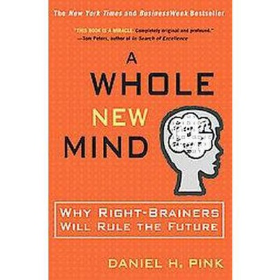 A Whole New Mind Hardcover Target