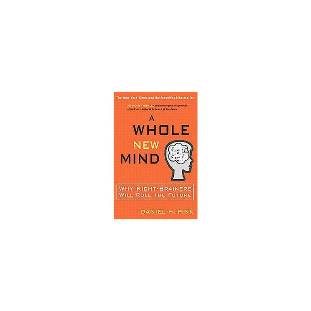 A Whole New Mind (Hardcover)
