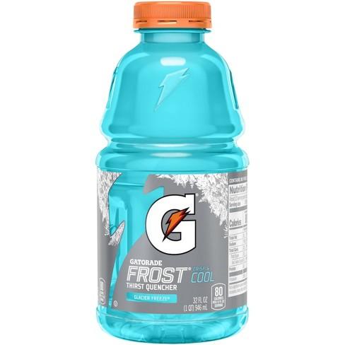 Gatorade Frost Glacier Freeze Sports Drink - 32 fl oz Bottle - image 1 of 4