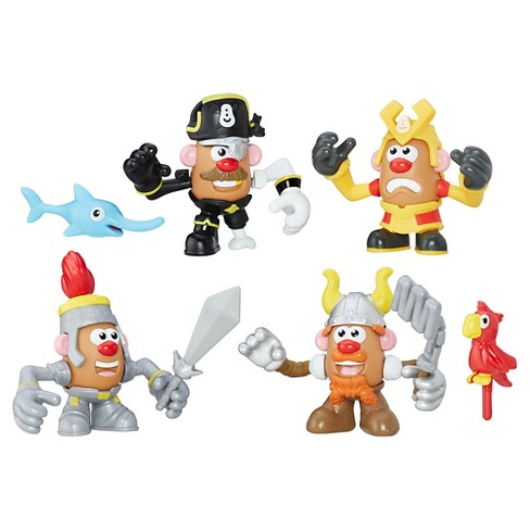 Mr. Potato Playskool Friends Head Clash and Mash Pack - image 1 of 7