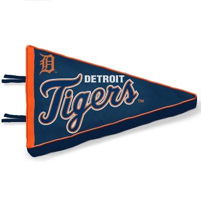 MLB Detroit Tigers Plushlete Pennant Pillow
