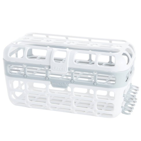 Munchkin Deluxe Dishwasher Basket- Colors May Vary - image 1 of 4