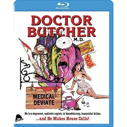 Dr. Butcher Md / Zombie Holocaust (Blu-ray) - image 1 of 1
