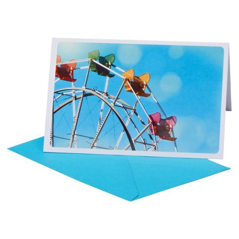 Notecard Pack 10 ct CARLTON All Occasions - image 1 of 1