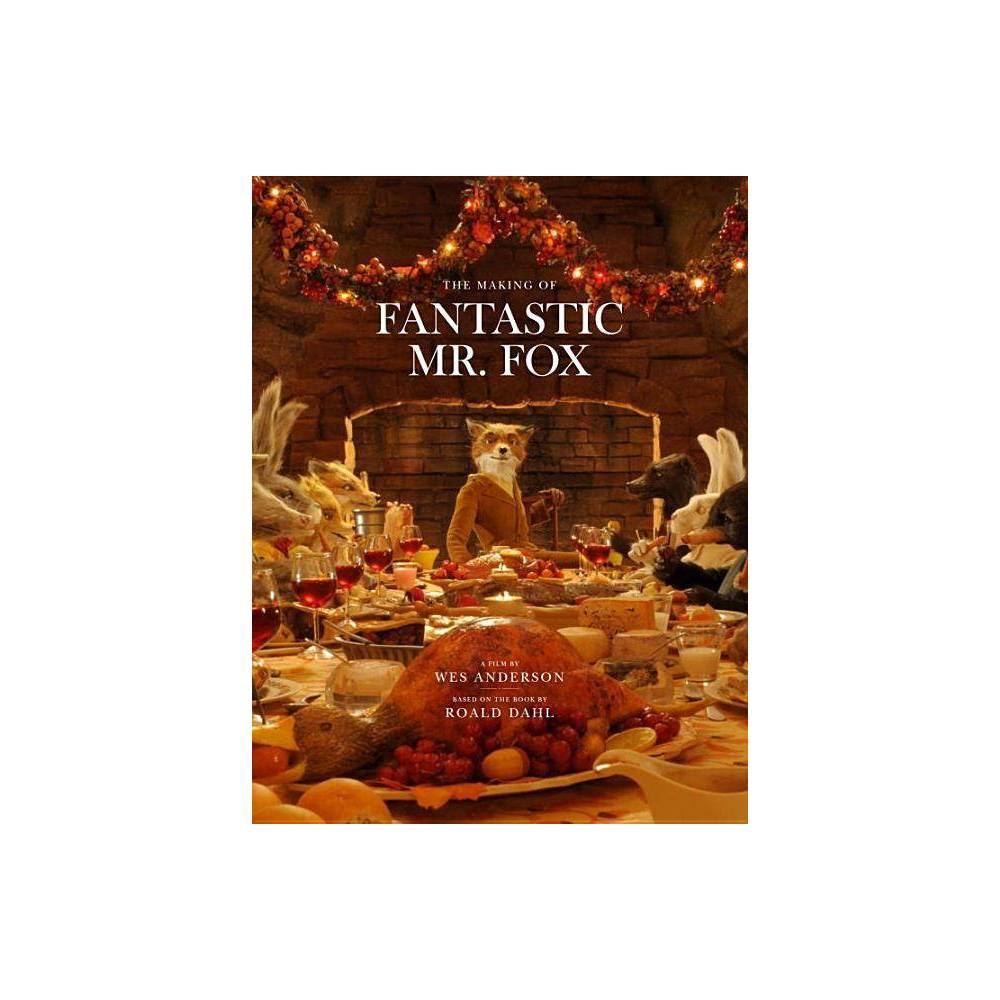 Fantastic Mr Fox By Wes Anderson Hardcover