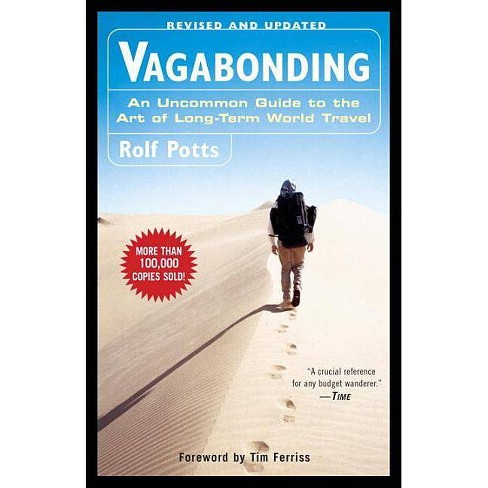 Vagabonding - by  Rolf Potts (Paperback) - image 1 of 1