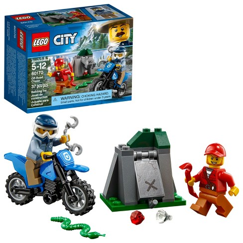 Lego City Police Off Road Chase 60170 Target
