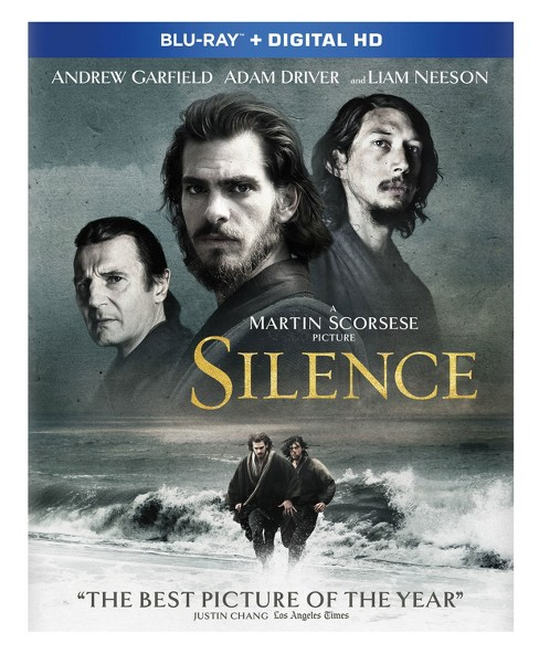 Silence (Blu-ray + Digital) - image 1 of 1