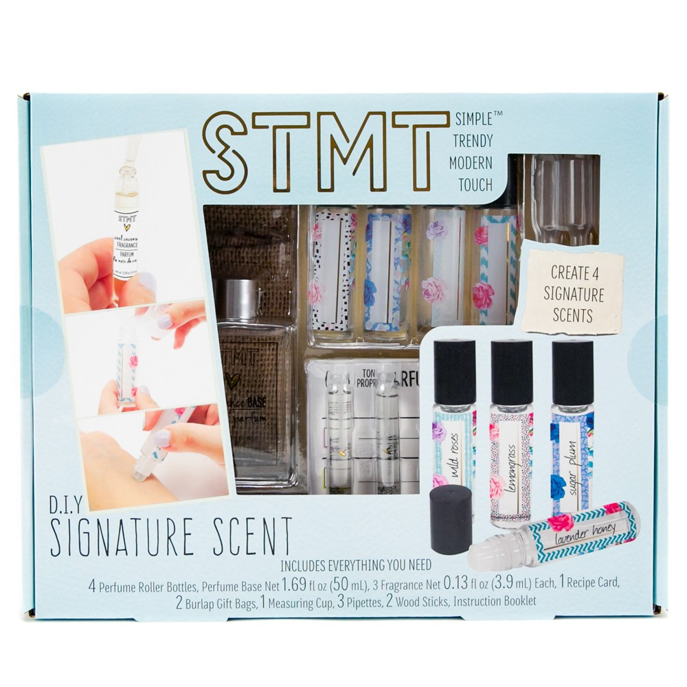 Image of STMT DIY Signature Scent, craft activity kits