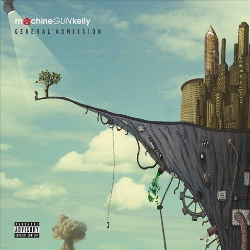 Machine gun kelly - General admission (Vinyl) - image 1 of 1