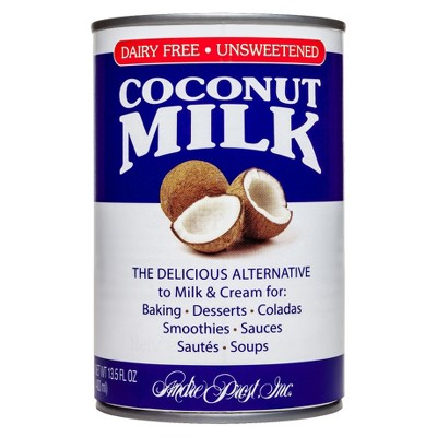 Andre Prost Unsweetened Coconut Milk - 13.5oz