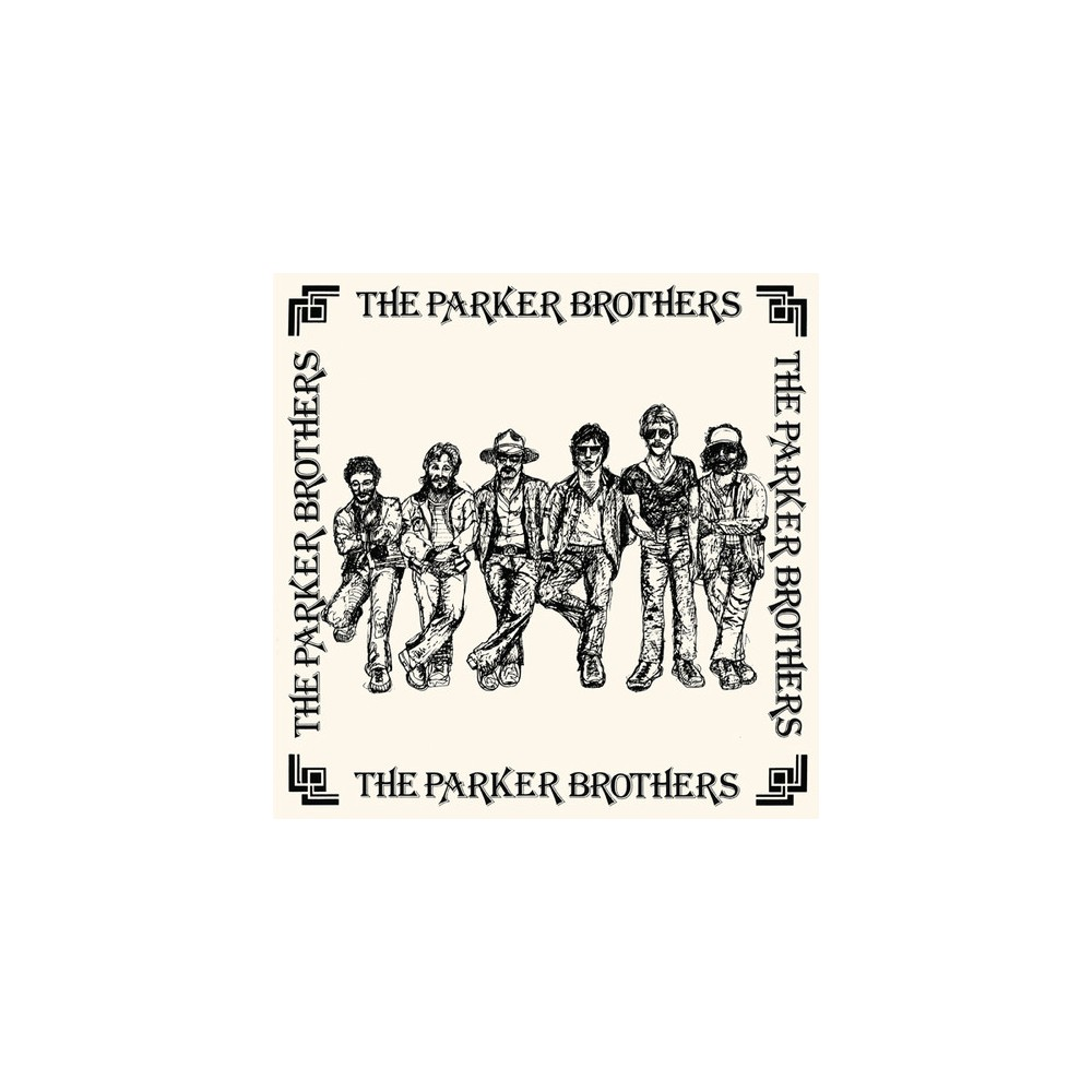 Parker Brothers - Parker Brothers (CD)