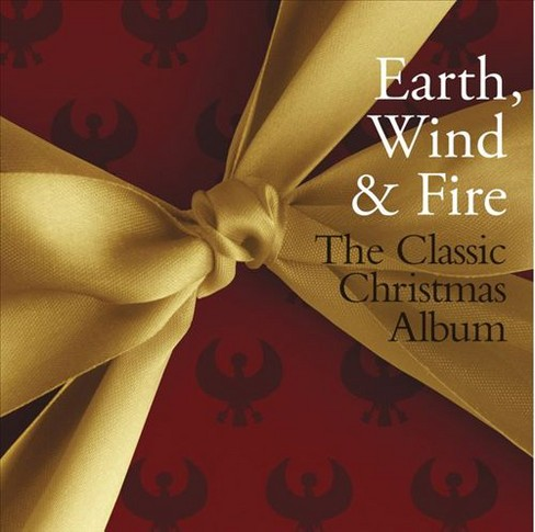 Earth, Wind & Fire - The Classic Christmas Album (CD) - image 1 of 1