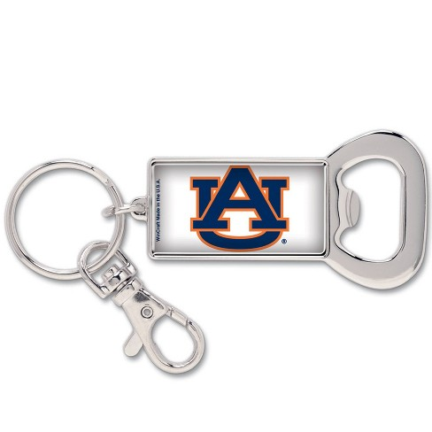 NCAA Auburn Tigers Lanyard Bottle Opener Keychain - image 1 of 1