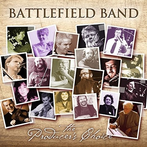 Battlefield Band - Producer's Choice (CD) - image 1 of 1