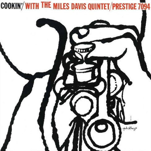 Davis, Miles Quintet - Cookin' With The Miles Davis Quintet (Vinyl) - image 1 of 1