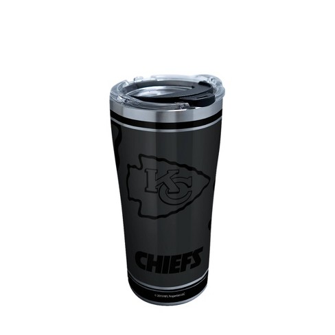 NFL Kansas City Chiefs Tervis Stainless Tumbler Blackout - 20oz - image 1 of 2