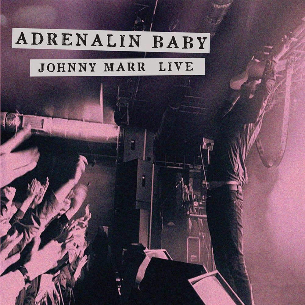 Johnny Marr - Adrenalin Baby:Johnny Marr Live (CD)