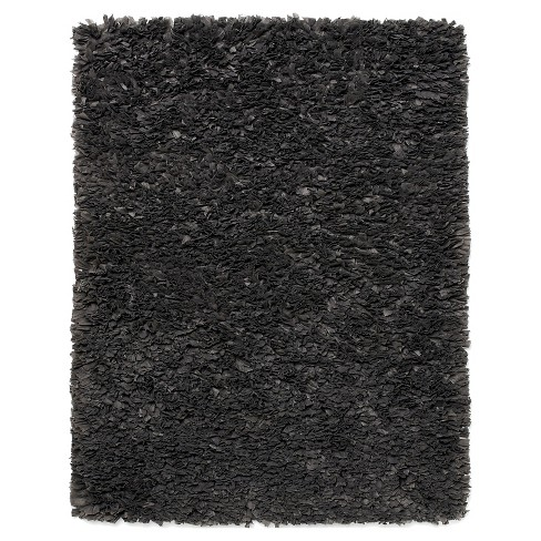 Recycled Paper Super Soft Shag Rug - image 1 of 3
