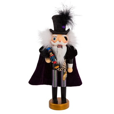 "Kurt Adler 12"" Hollywood Drosselmeier Nutcracker"