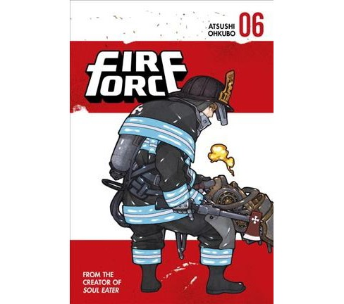 Fire Force 6 -  (Fire Force) by Atsushi Ohkubo (Paperback) - image 1 of 1