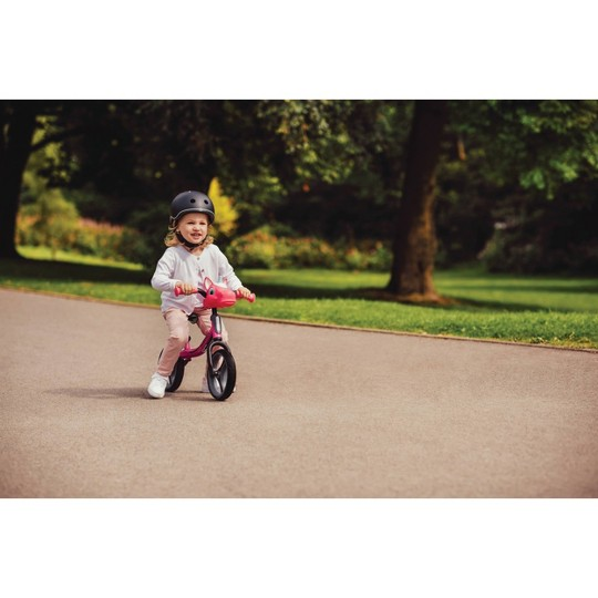 Globber Go Bike - Neon Pink image number null