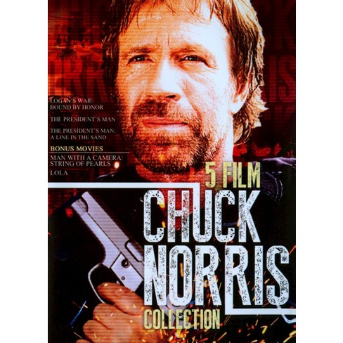 Chuck Norris Collection (DVD) - image 1 of 1