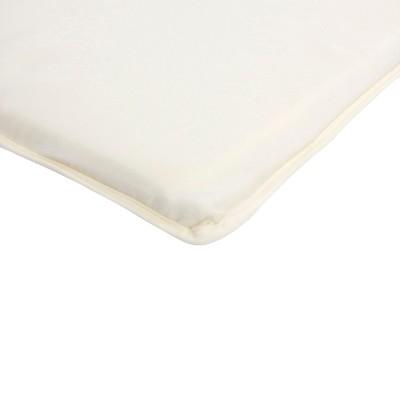 Arm's Reach 100% Cotton Mini Co-Sleeper Sheet - Natural