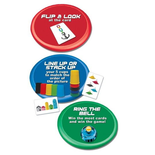 Quick Cups Board Game, board games image number null