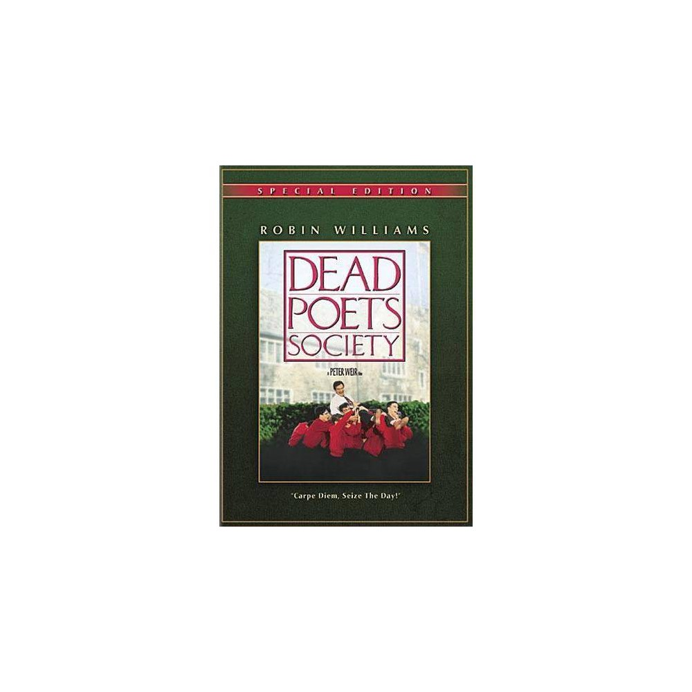 Dead Poets Society Dvd 2006