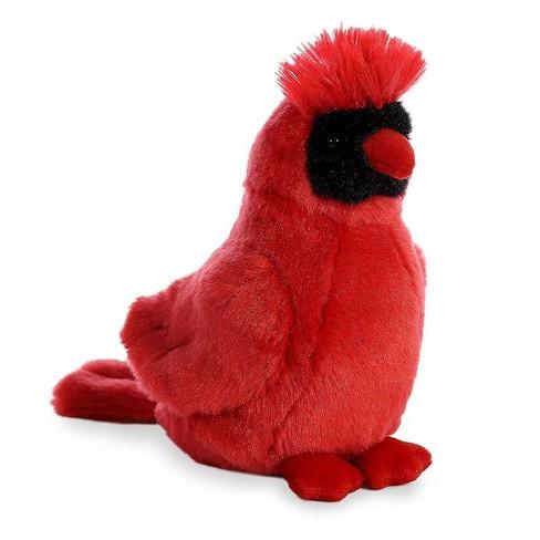 Aurora World Mini Flopsie Cardinal 8 Stuffed Animal Target