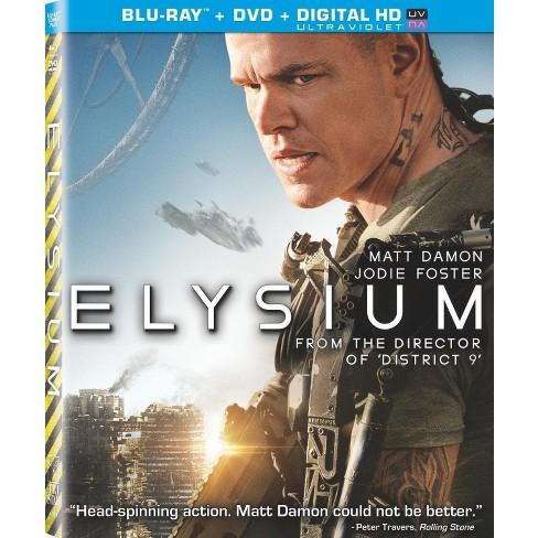 Elysium (2 Discs) (Includes Digital Copy) (UltraViolet) (Blu-ray) - image 1 of 1