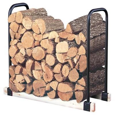 Landmann Log Storage Tubular Steel Adjustable Log Rack 2-16 Feet