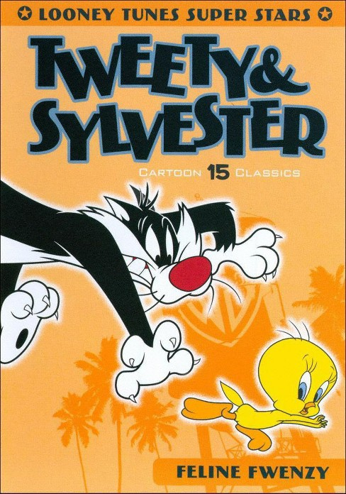 Looney tunes super stars:Tweety (DVD) - image 1 of 1