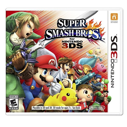 Super Smash Bros 3DS PRE-OWNED Nintendo 3DS - image 1 of 1