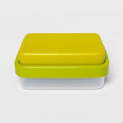 Joseph Joseph Go Eat Compact 2-in-1 Lunch Box Green