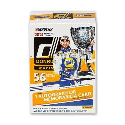 Auto Donruss Racing Trading Card Blaster Box