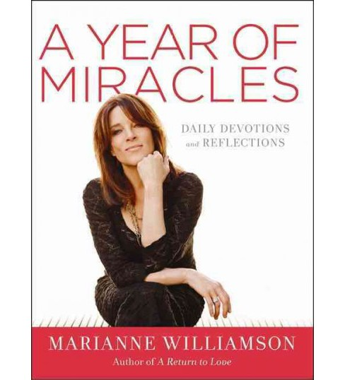 A Year of Miracles (Hardcover) - image 1 of 1