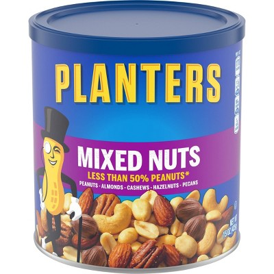 Planters Mixed Nuts - 15oz