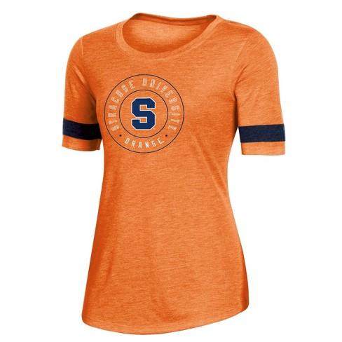 NCAA Syracuse Orange Women's Short Sleeve Crew Neck T-Shirt - image 1 of 2