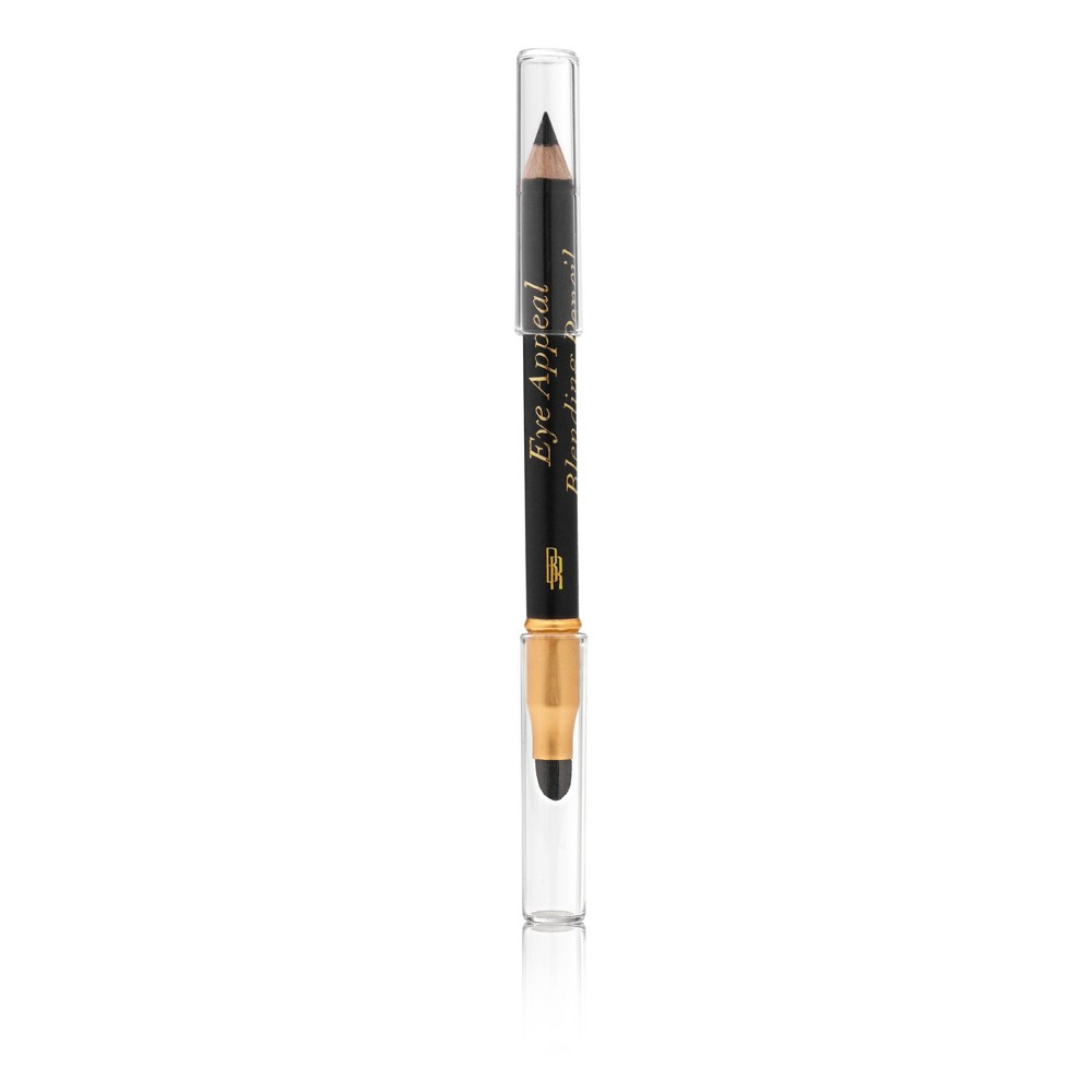 Black Radiance Eye Appeal Blending Pencil - Kohl Black 0.33oz Eye Appeal Blending Pencils are essential to your beauty regimen. They are the must-have tool for lining, defining and contouring eyes. The rich, creamy formula goes on smoothly and can blend or contour without tugging or pulling. As an added bonus, the smudge tip helps to create the smoldering smoky look with ease. Color: Kohl Black.
