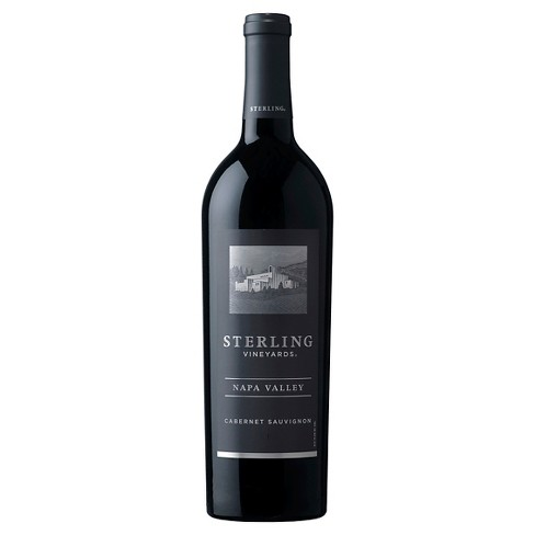 Sterling® Napa Cabernet Sauvignon - 750ml Bottle - image 1 of 1