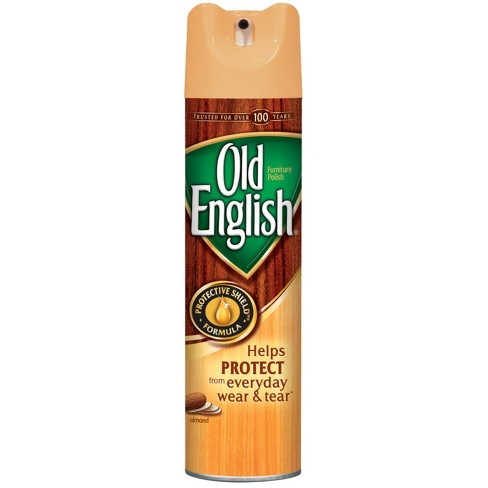 Old English Almond Scented Furniture Polish 12.5 oz - image 1 of 6