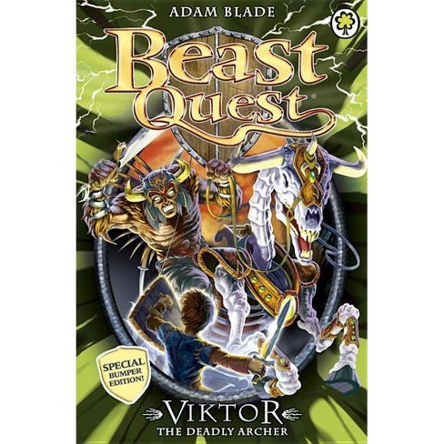 Beast Quest: Special 11: Viktor the Deadly Archer - by  Adam Blade (Paperback) - image 1 of 1