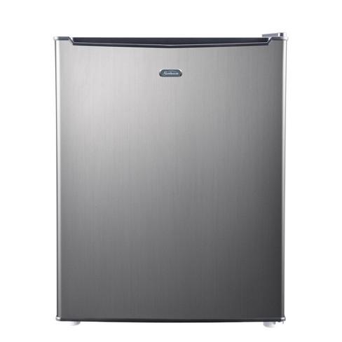 Sunbeam 2.7 cu ft Mini Refrigerator - Silver SGR27MS1E - image 1 of 4