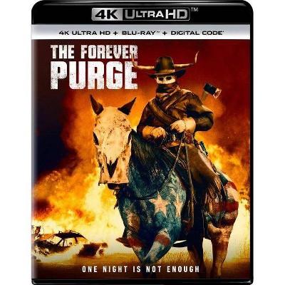 The Forever Purge (4K/UHD + Blu-ray + Digital)