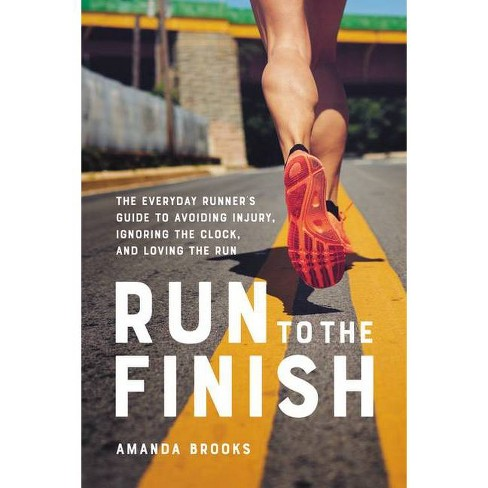 Run to the Finish - by  Amanda Brooks (Paperback) - image 1 of 1