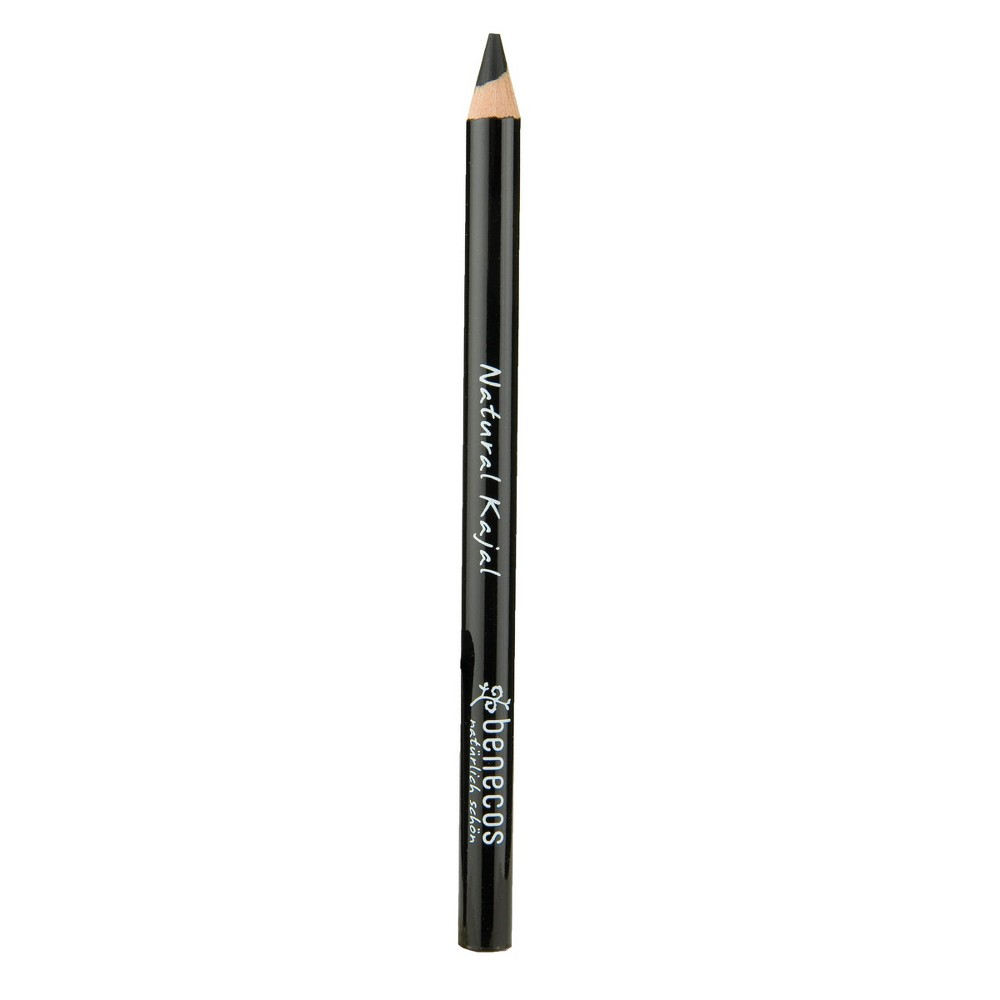 Image of benecos Natural Kajal Black - 0.03oz