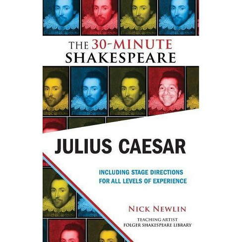 Julius Caesar: The 30-Minute Shakespeare - by  William Shakespeare (Paperback) - image 1 of 1