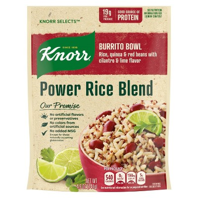 Knorr Selects Burrito Bowl - 4.9oz